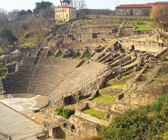 Teatro-Galo-Romano-Lyon