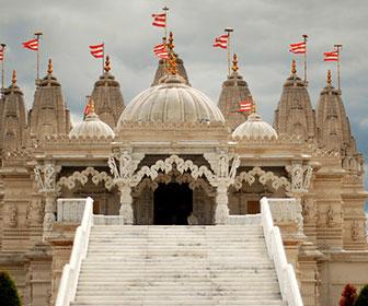 Templo-Hindu-de-Londres