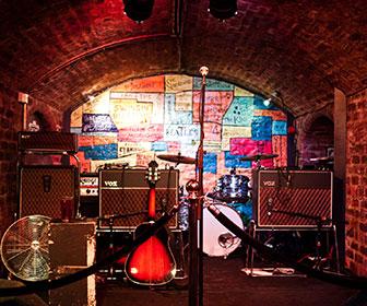The-Cavern-Club-en-Liverpool