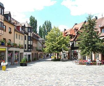 Trodelmarket-en-Nuremberg