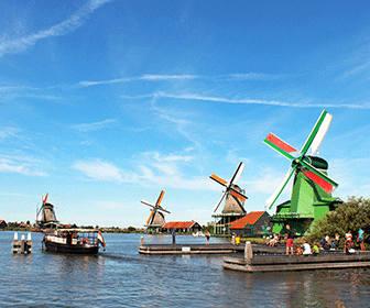 ZaanseSchans-cerca-amsterdam
