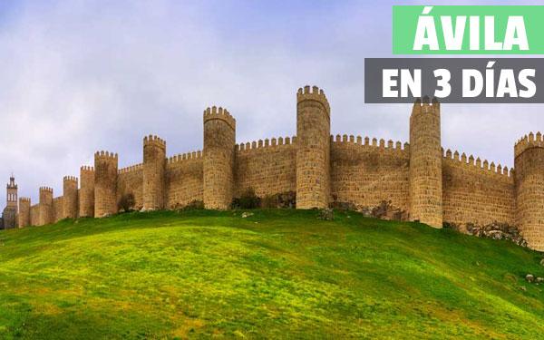 Τι να δείτε στην Ávila σε 3 ημέρες? Πλήρης οδηγός. Περιλαμβάνει δωρεάν περιοδεία