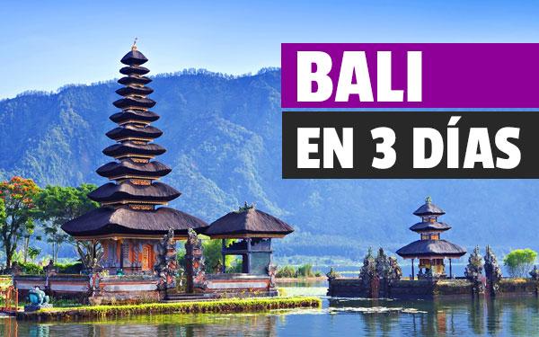 Μπαλί σε 3 ημέρες Ταξιδιωτικός οδηγός Τι να δείτε στο Μπαλί σε 3 ημέρες? Κορυφαίο ταξίδι