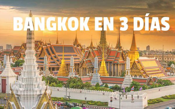 Bangkok în 3 zile SUPERGUIA pentru a se bucura de 3 zile în Bangkok!