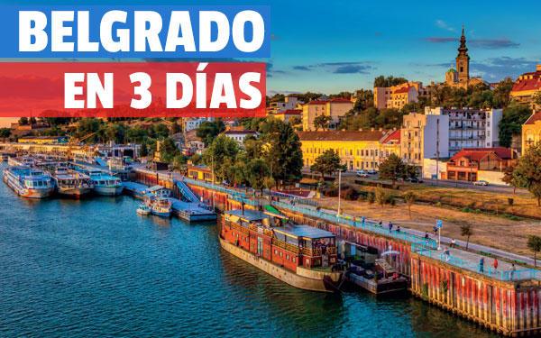 Ce să vezi la Belgrad în 3 zile Belgrad Ghid complet de călătorie