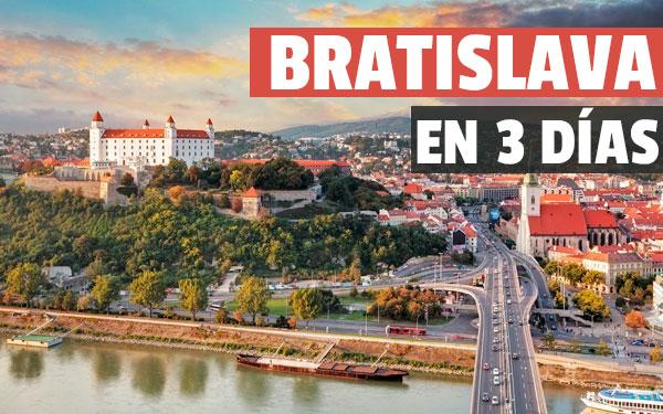 Bratislava în 3 zile Ghid turistic timp de 3 zile la Bratislava