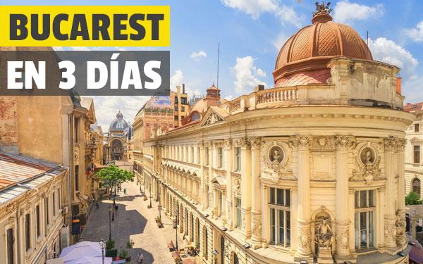 Ce să vezi în București în 3 zile? Include cadou: tur gratuit la București!
