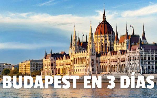 Βουδαπέστη σε 3 ημέρες Όλη η Βουδαπέστη σε ένα Σαββατοκύριακο!