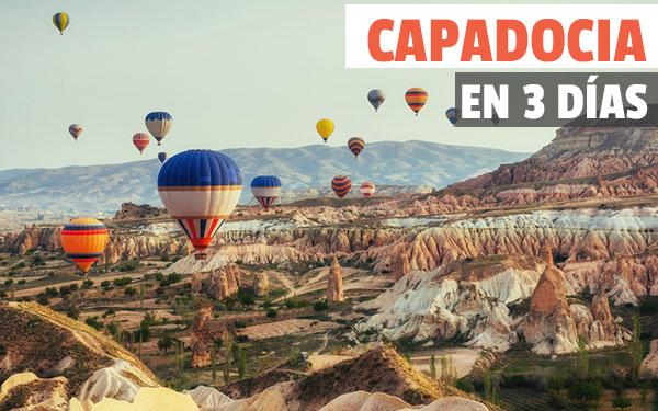 Cappadocia în 3 zile Un traseu de neuitat de trei zile prin Cappadocia