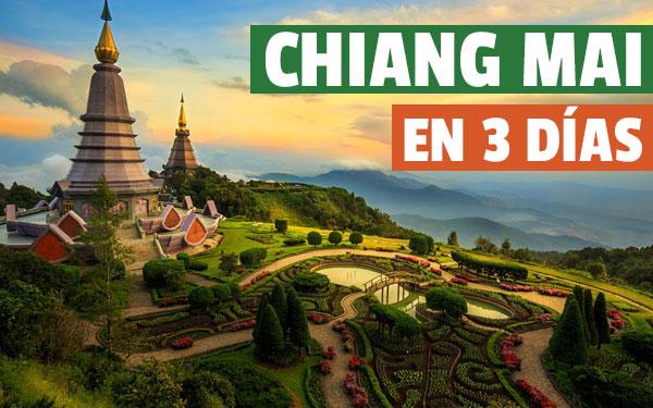 Chiang Mai în 3 zile
