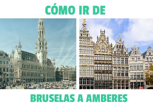 Cum să ajungi de la Bruxelles la Anvers?