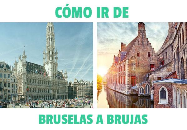Πώς να πάτε από τις Βρυξέλλες στη Μπριζ? Αναλύουμε όλες τις επιλογές
