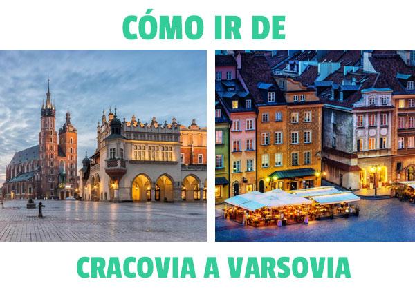Cum să mergi de la Cracovia la Varșovia? Analiza tuturor opțiunilor posibile