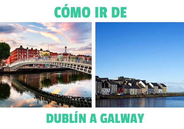 Πώς να φτάσετε από το Δουβλίνο στο Galway? Όλοι οι πιθανοί τρόποι για να επιλέξετε