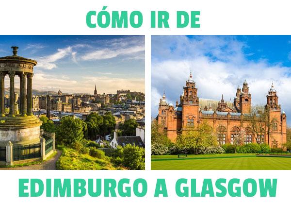 Πώς να φτάσετε από το Εδιμβούργο στη Γλασκόβη? Μια απόδραση για να δείτε τη Γλασκόβη