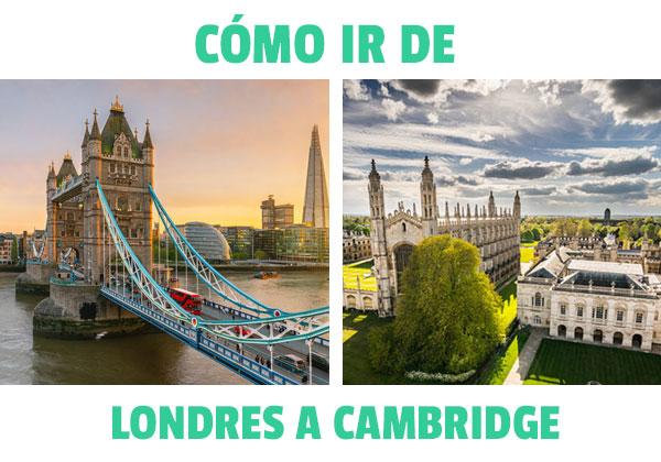 Cum să ajungi de la Londra la Cambridge? Toate opțiunile, prețurile și sfaturile