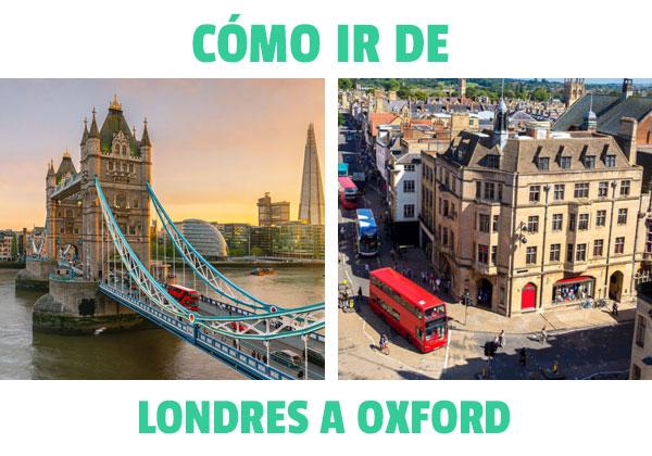 Πώς να φτάσετε από το Λονδίνο στην Οξφόρδη? Σας λέμε τα πάντα. Πολύ εύκολο!