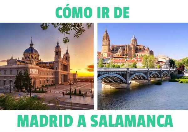 Πώς να πάτε από τη Μαδρίτη στη Σαλαμάνκα? Τέλειο 1 ημερήσιο ταξίδι από τη Μαδρίτη