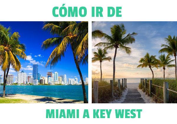 Cum să ajungi de la Miami la Key West?