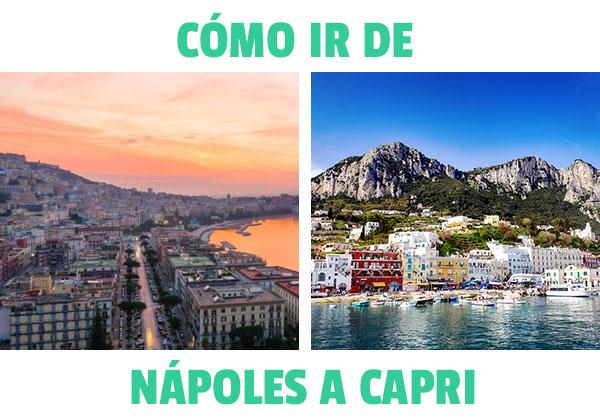 Πώς να πάτε από τη Νάπολη στο Κάπρι? Σας λέμε πώς μπορείτε να επισκεφθείτε το Κάπρι