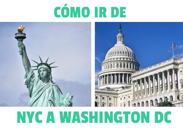Πώς να φτάσετε από τη Νέα Υόρκη στην Ουάσινγκτον? Οι πιο πλήρεις πληροφορίες