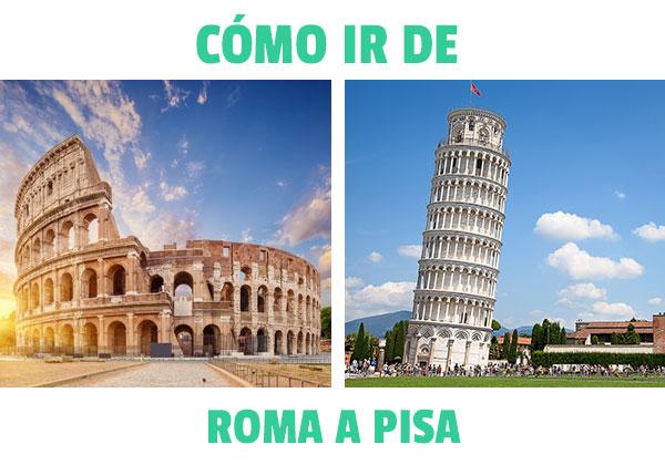Πώς να πάτε από τη Ρώμη στην Πίζα? Συμβουλές για την επίσκεψη στην Πίζα από τη Ρώμη