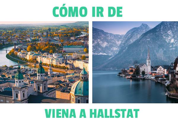 Cum să ajungi de la Viena la Hallstat?