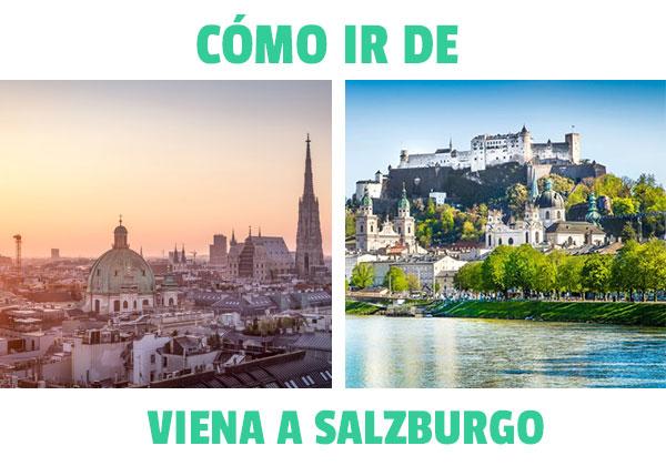 Cum să ajungi de la Viena la Salzburg? Vă spunem cum să faceți călătoria