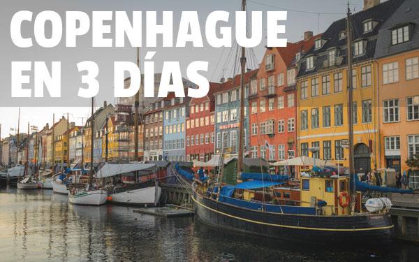 Κοπεγχάγη σε 3 ημέρες GUIA για να επισκεφθείτε την Κοπεγχάγη σε 3 ημέρες