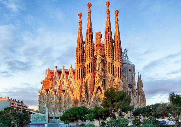 Πόσες μέρες φαίνεται η Βαρκελώνη?