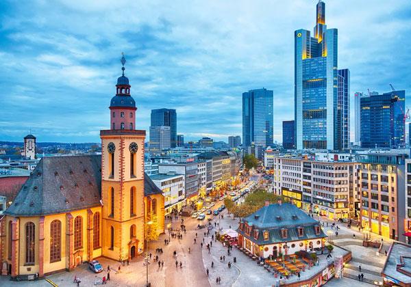 Σε πόσες μέρες βλέπει η Φρανκφούρτη? Επιλέξτε τη σωστή διαμονή για το ταξίδι σας