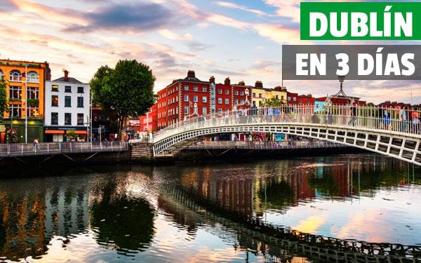 Δουβλίνο σε 3 ημέρες Ο καλύτερος οδηγός για το Δουβλίνο σε ένα Σαββατοκύριακο