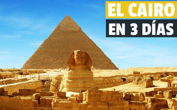 Κάιρο σε 3 ημέρες Παραισθήσεις με Όλα όσα μπορείτε να δείτε σε 3 ημέρες στο Κάιρο!