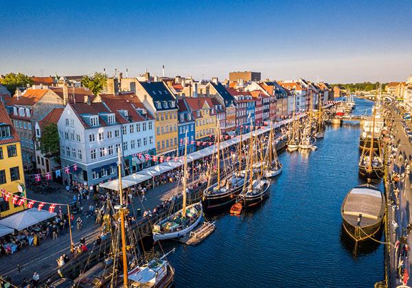 Πόσες μέρες φαίνεται η Κοπεγχάγη?