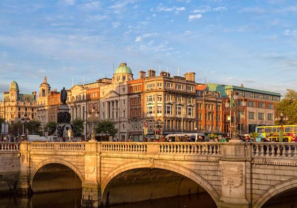 Πόσες μέρες φαίνεται το Δουβλίνο?