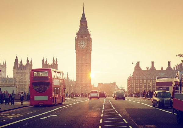 Cât arată Londra?