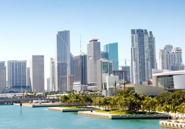 Câte zile arată Miami?