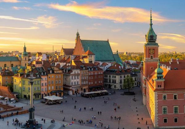 Πόσες μέρες φαίνεται η Βαρσοβία? Επιλέξτε πόσες μέρες θα αφιερωθεί στη Βαρσοβία
