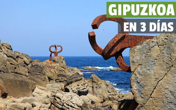 Gipuzkoa în 3 zile Traseu complet pentru a cunoaște ce este mai bun din Gipuzkoa!