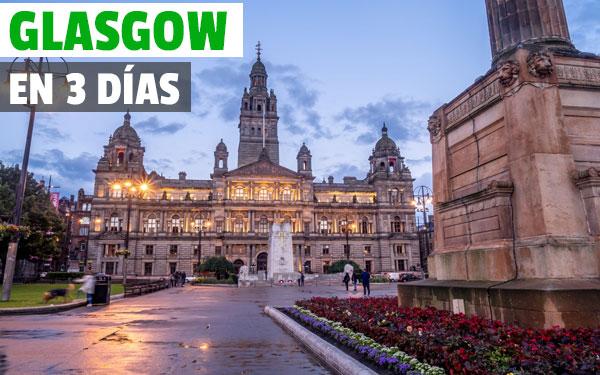 Glasgow în 3 zile Glasgow Free Tour Ghid complet pentru cadou Glasgow