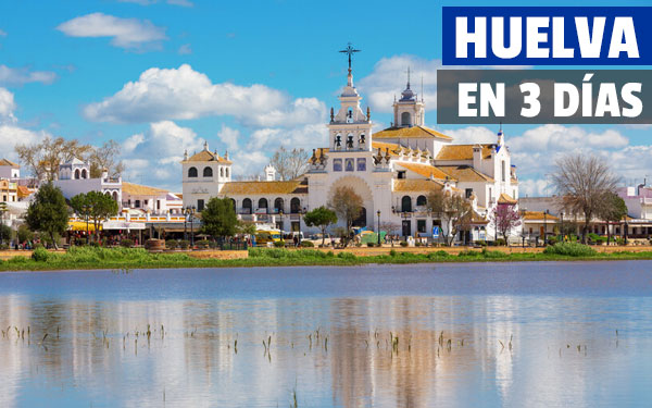 Τι να δείτε στην Huelva σε 3 ημέρες? Οδηγός και δωρεάν περιήγηση δώρου