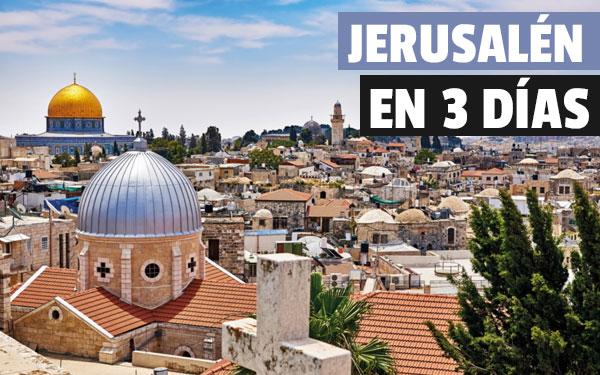 Ierusalim în 3 zile Întâlnește Orașul Sfânt în doar 3 zile. Ghid complet!