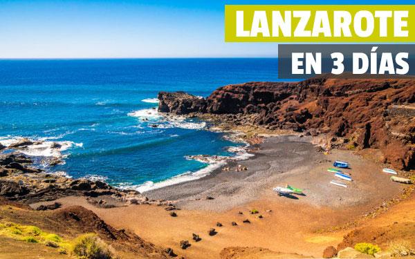 Τι να δείτε στο Lanzarote σε 3 ημέρες? - Πλήρης οδηγός