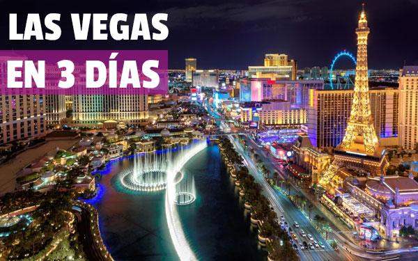 Las Vegas în 3 zile
