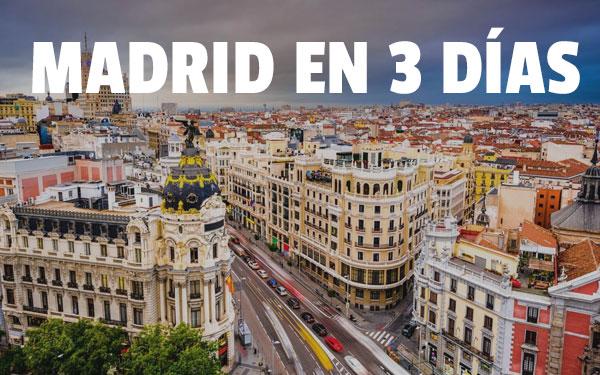 Μαδρίτη σε 3 ημέρες GUIA EXPRESS: Μαδρίτη σε ένα Σαββατοκύριακο