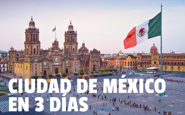 Πόλη του Μεξικού σε 3 ημέρες Τι να δείτε στην Πόλη του Μεξικού για 3 ημέρες?