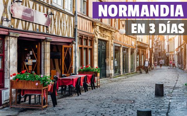 Τι να δείτε στη Νορμανδία σε 3 ημέρες