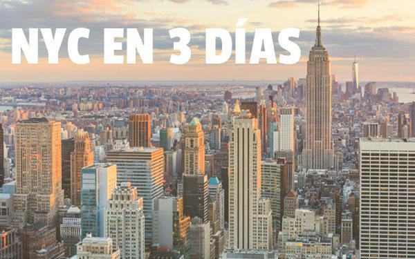 New York på 3 dagar