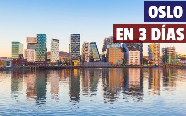 Oslo în 3 zile Ghid perfect timp de 3 zile în Oslo și întâlnește-o la Tope