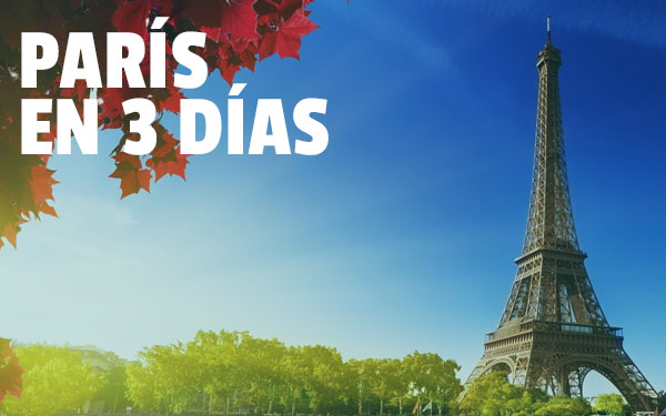 Paris în 3 zile Ghidul complet de la Paris include TURA GRATUITĂ